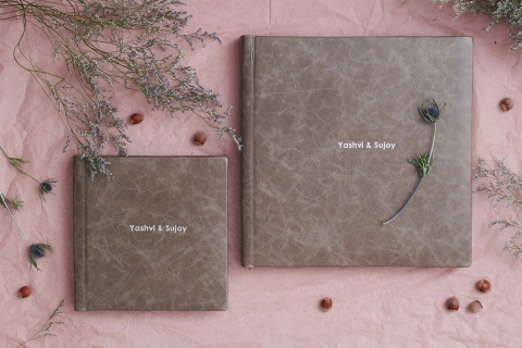 New York Wedding Album