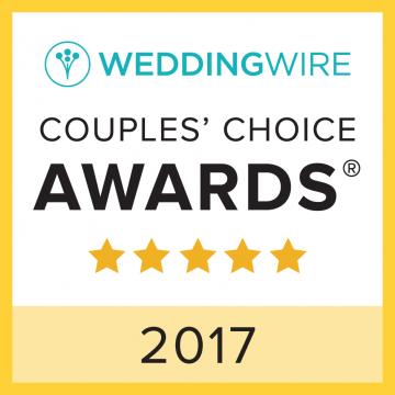 Wedding Wire Couple's Choice Awards 2017