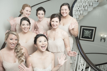 New York Bridesmaids