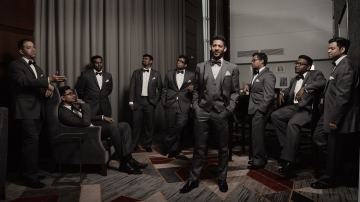 New York Groomsmen