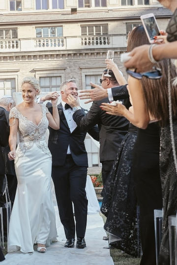 Rooftop and Terrace Wedding