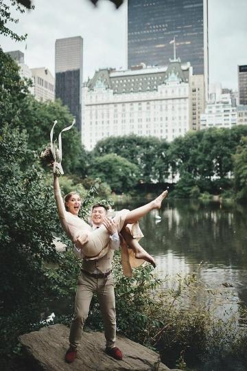 Plaza Hotel Wedding