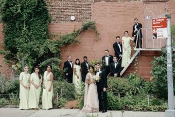 Gowanus Wedding