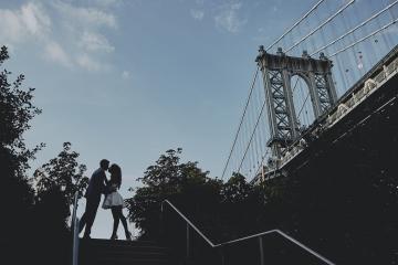 Manhattan Wedding Photo