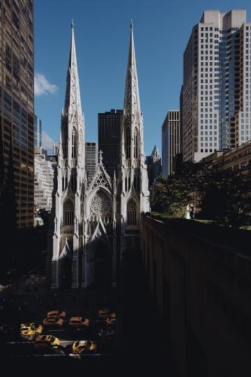 Rockefeller Center Wedding
