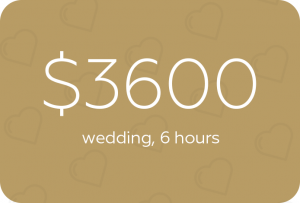 $3600 for 6 hours